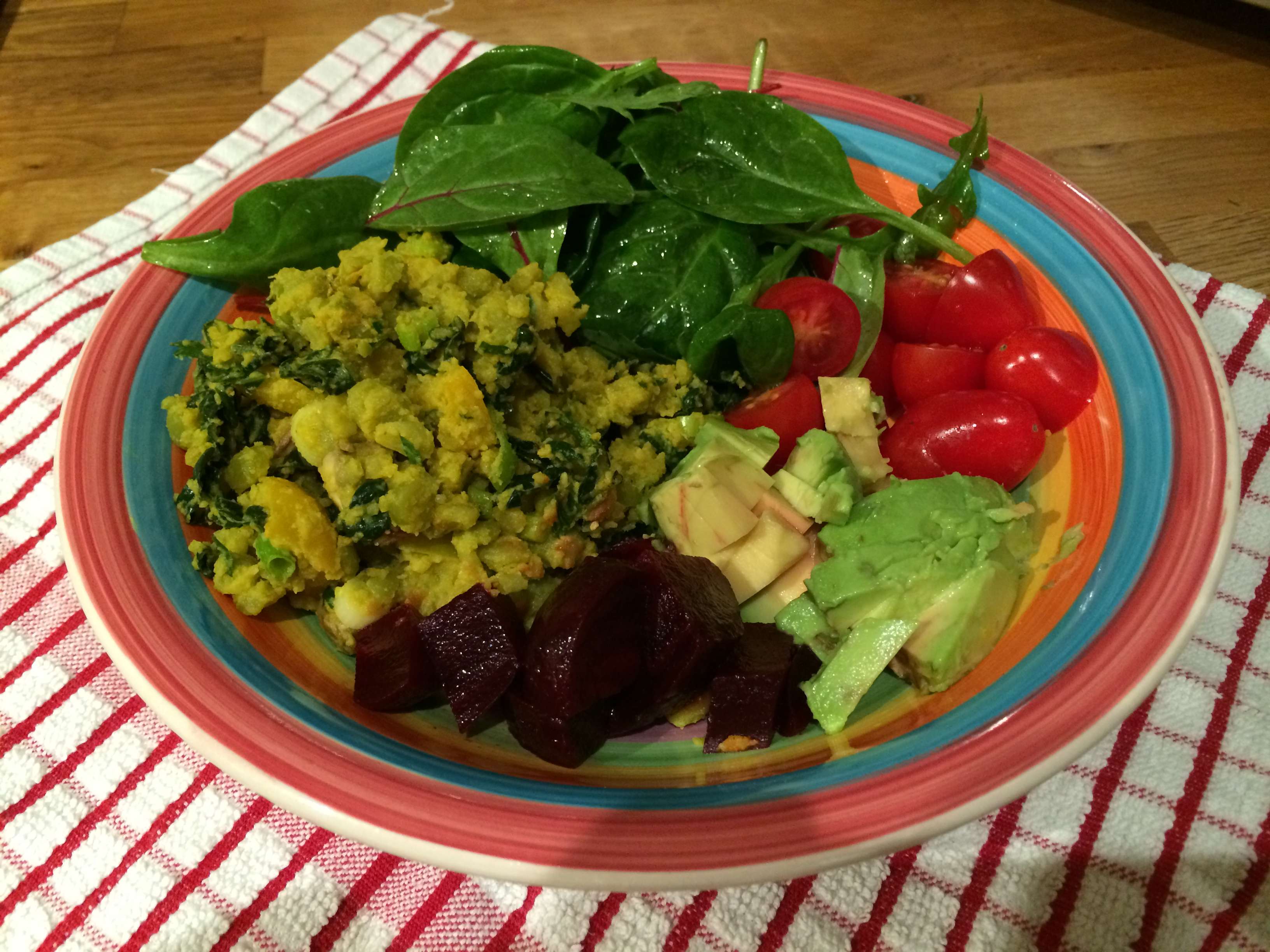 Portion Control – Anni's Healthy Living